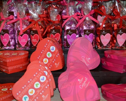 Lake Champlain Valentines Chocolates